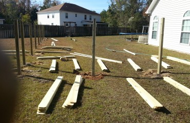 Deck Builders Savannah Ga Chatham Property Maintenance