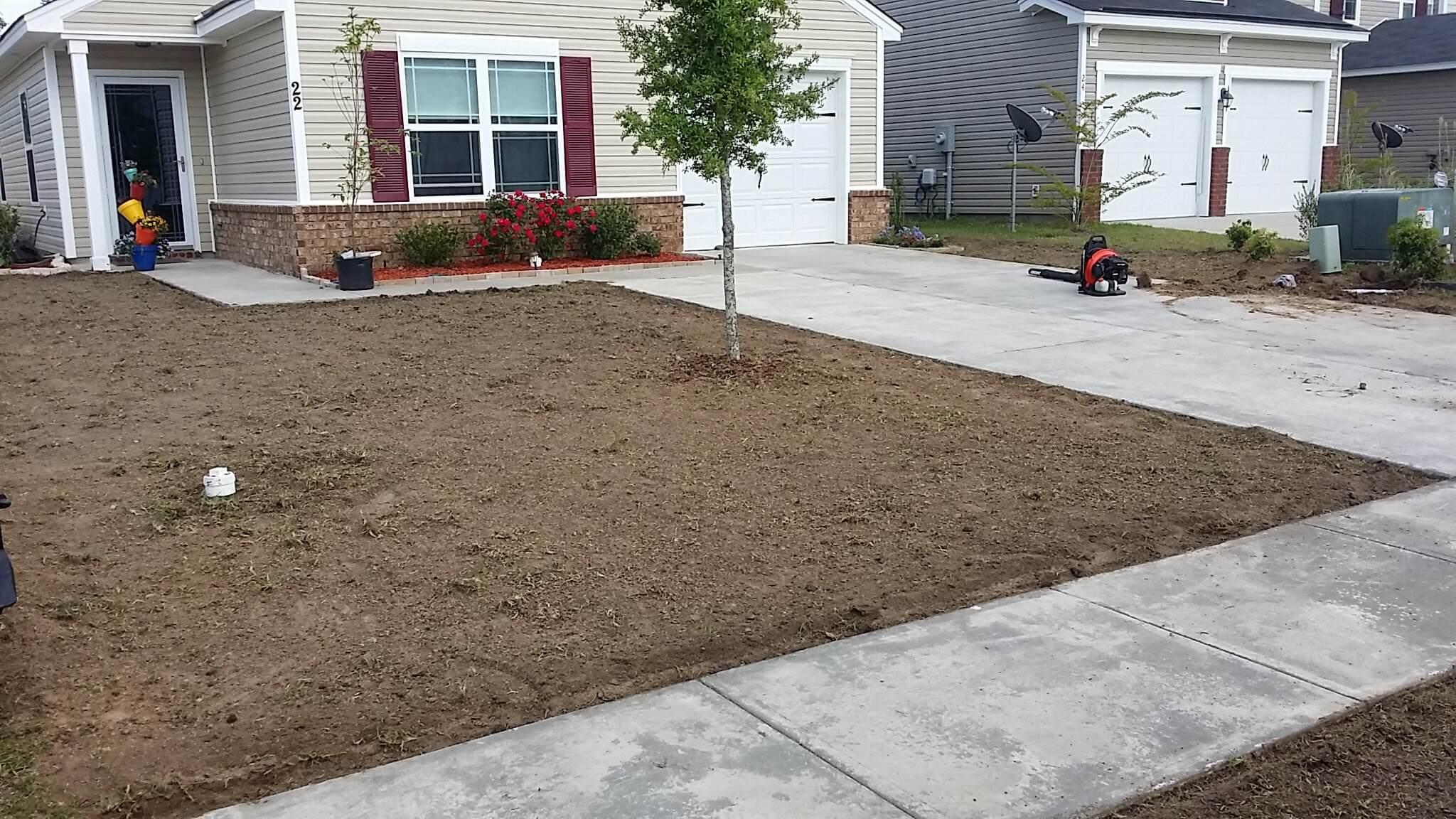 Preparing For Sodding Your Yard Mycoffeepot Org