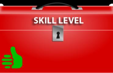 diy skill level