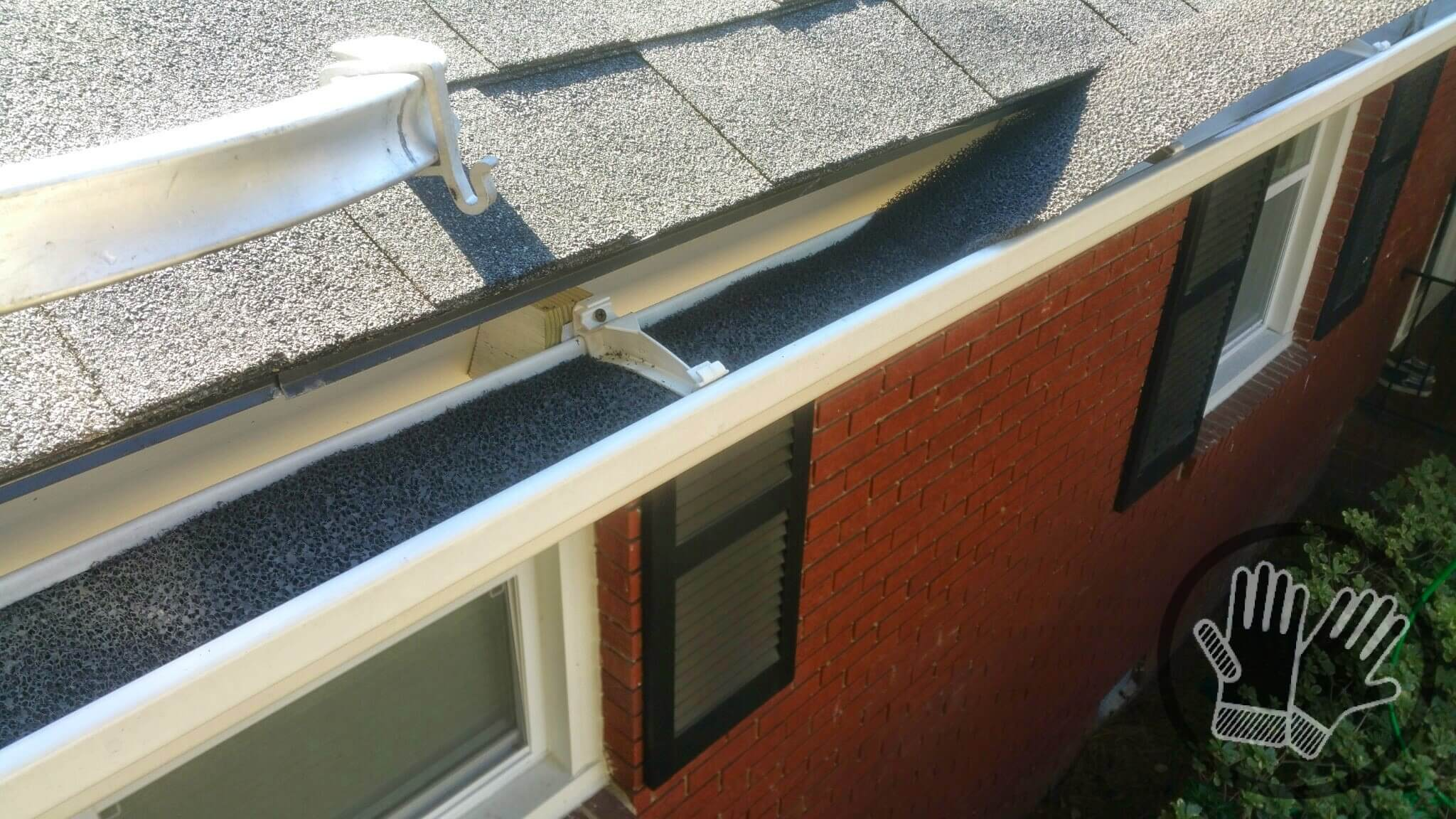 Traditional Vinyl Gutters Chatham Property Maintenance