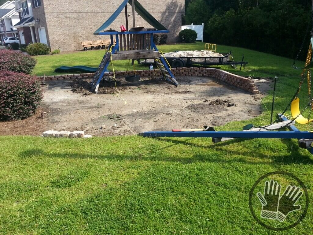 landscaping playground installation chatham property maintenance