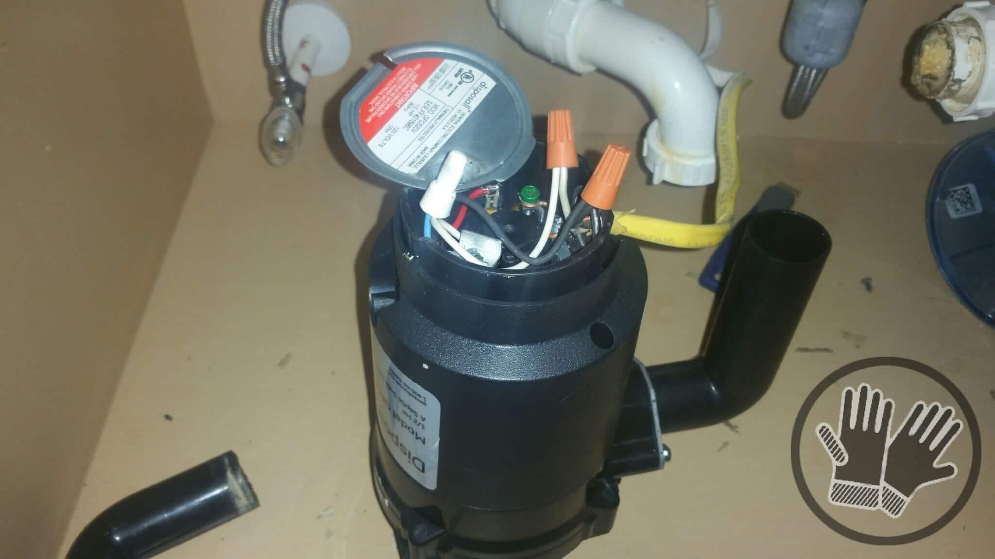 Wiring Diagram For Dishwasher And Garbage Disposal