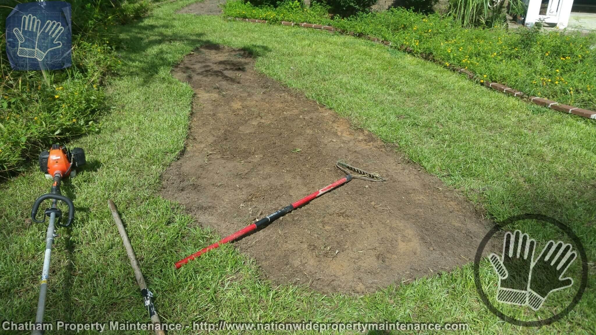 Preparing Lawn For Sod Chatham Property Maintenance