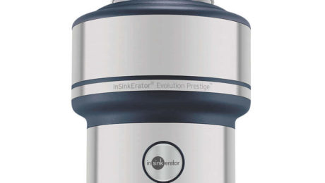 InSinkErator Evolution 1-HP Continuous Feed Noise Insulated Garbage Disposal