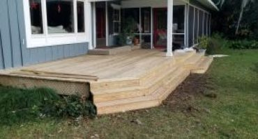 decks installation savannah ga