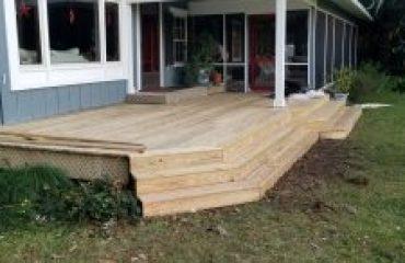 decks installation savannah ga